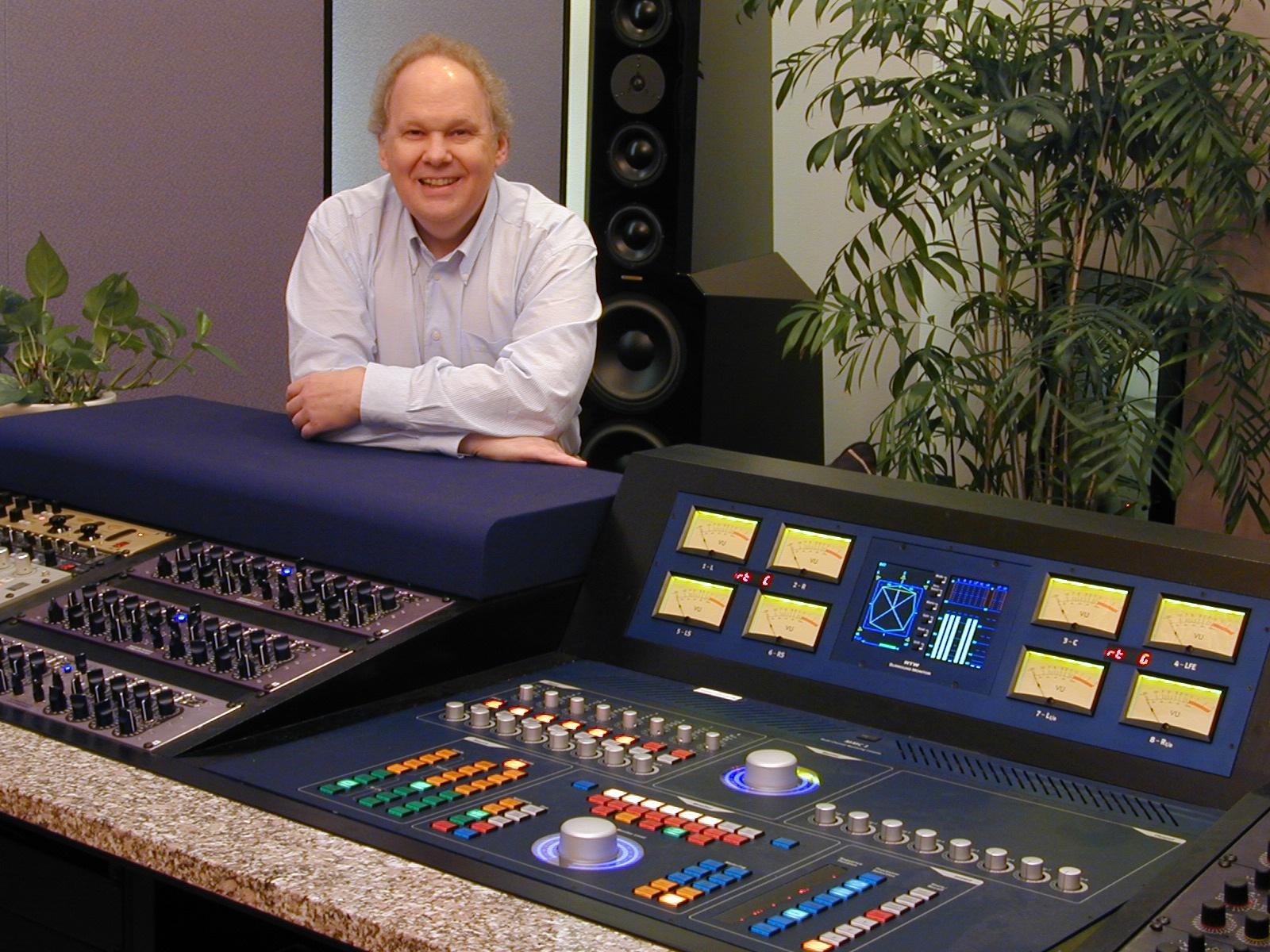 an image of Audio%20Engineer Bob Ludwig