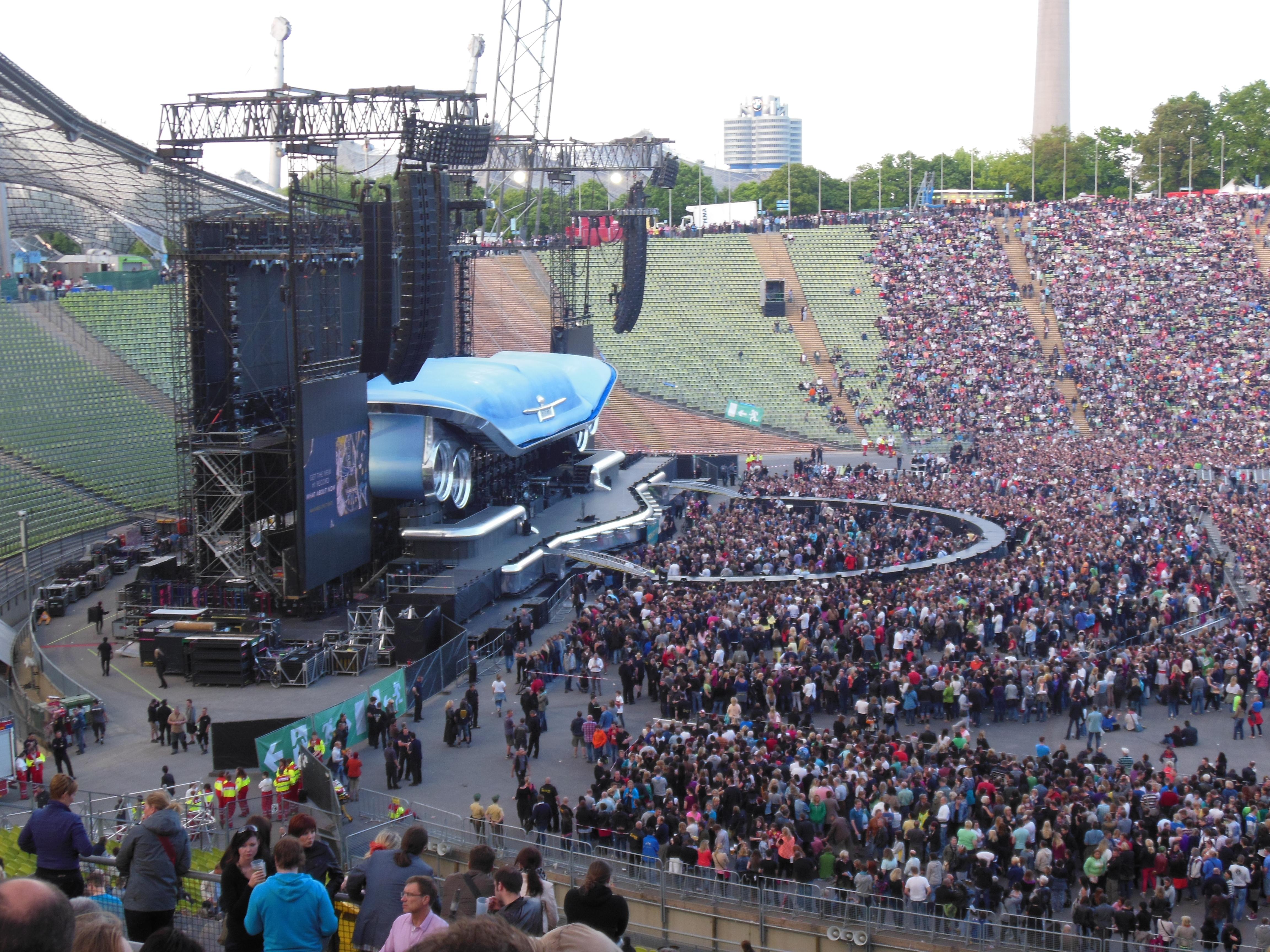 David Guetta London Tour