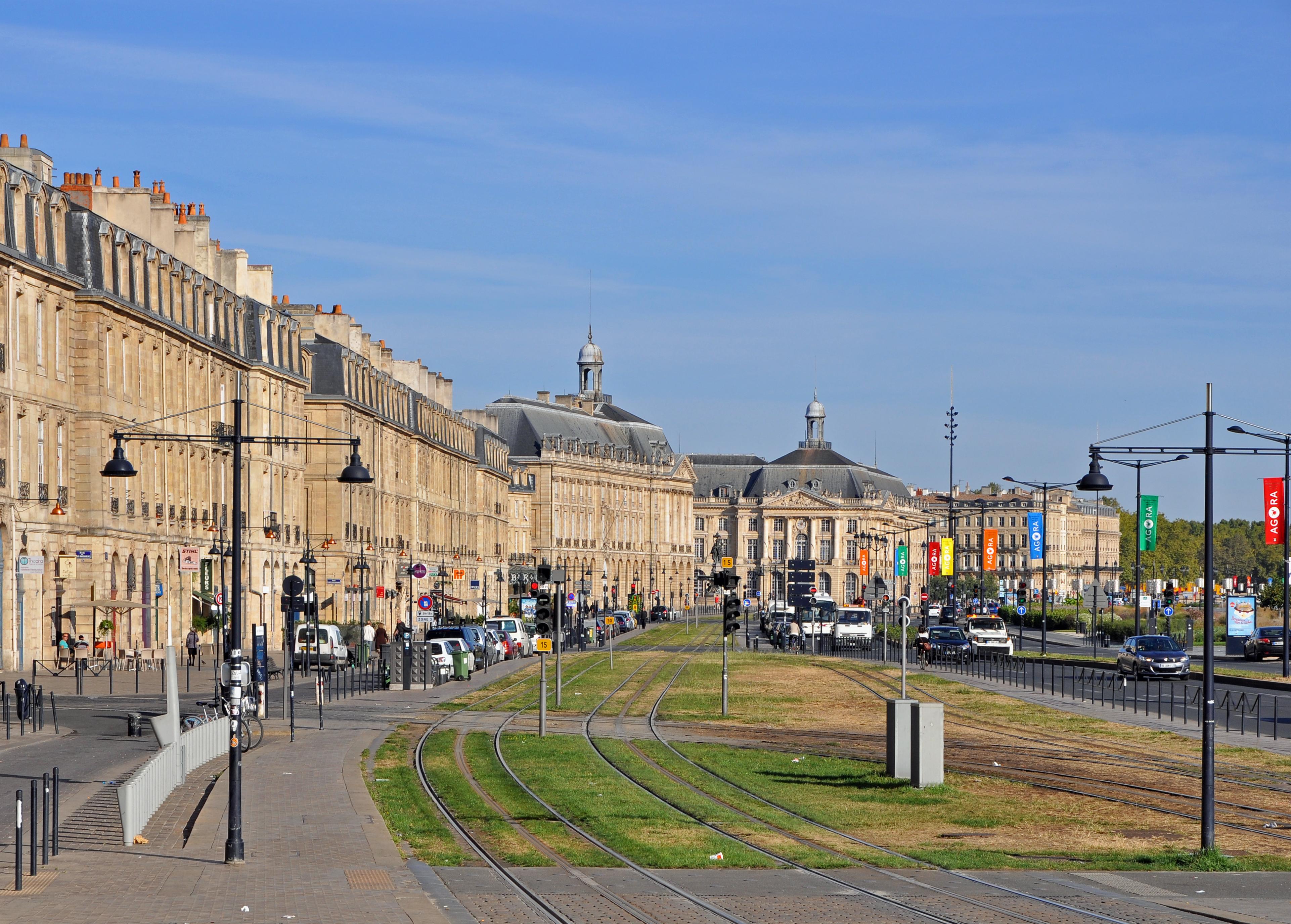 Ville De Bordeaux Photos
