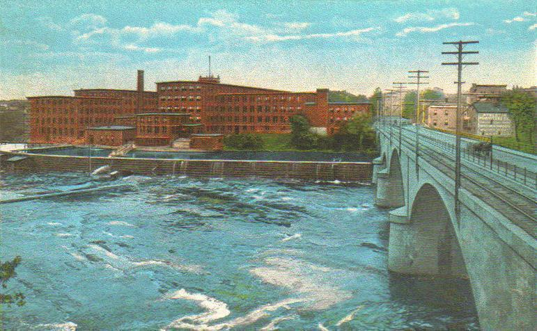Lockwood Mill Historic District Wikipedia