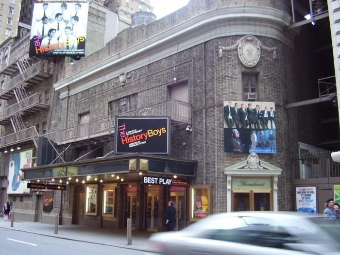Broadhurst Theatre Wikipedia