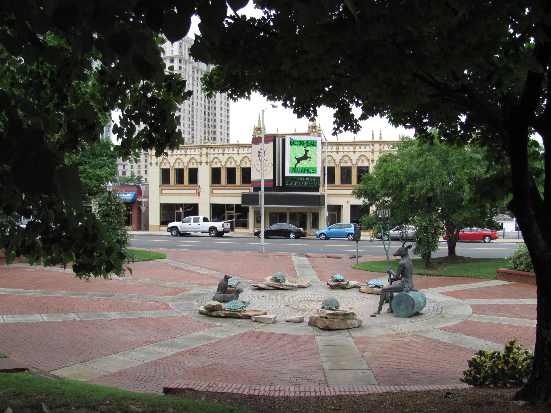 Restaurants On Peachtree St Near Shepherd Center Atlanta Ga