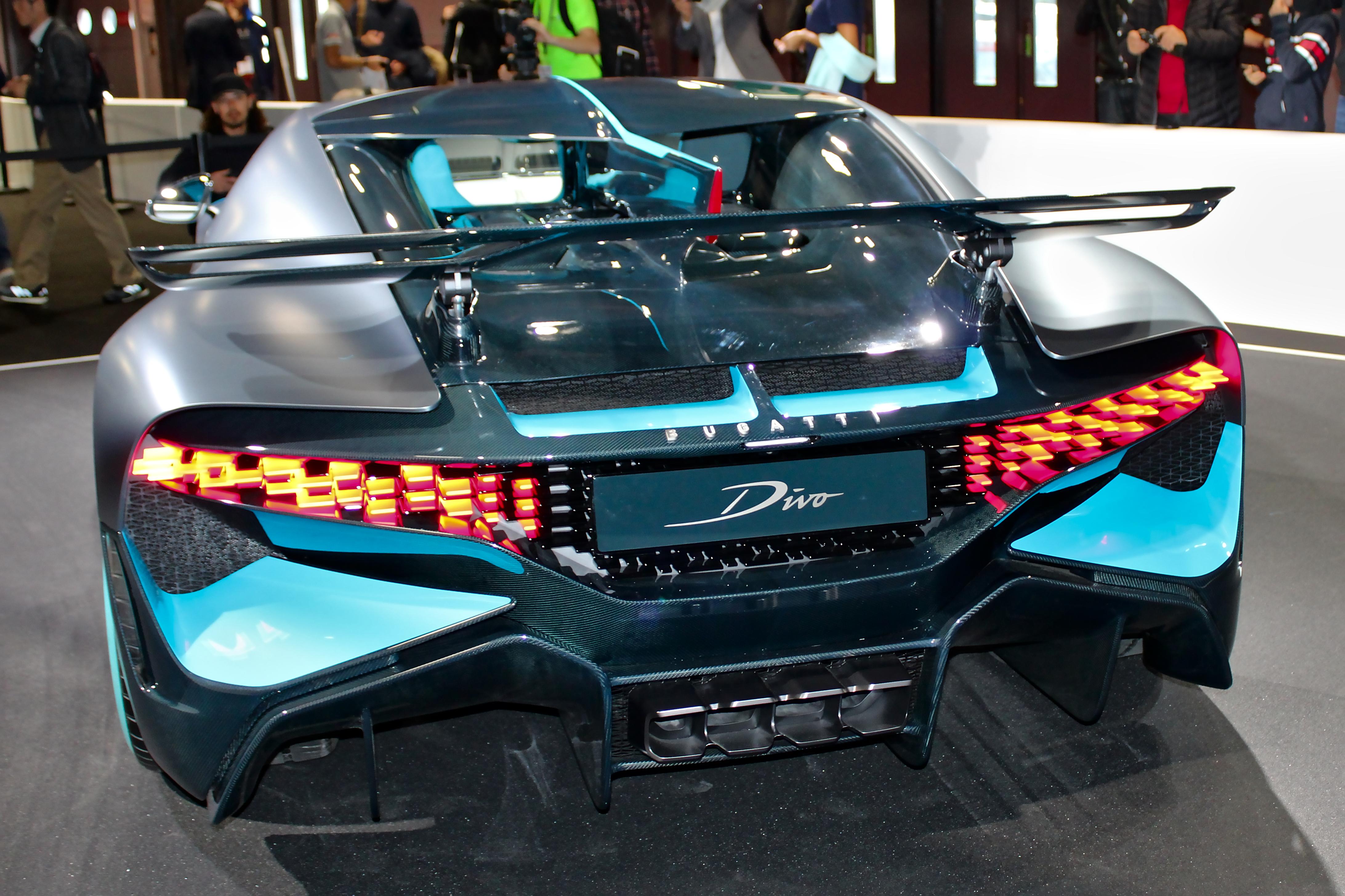 File Bugatti Divo Paris Motor Show 2018 Img 0717 Jpg