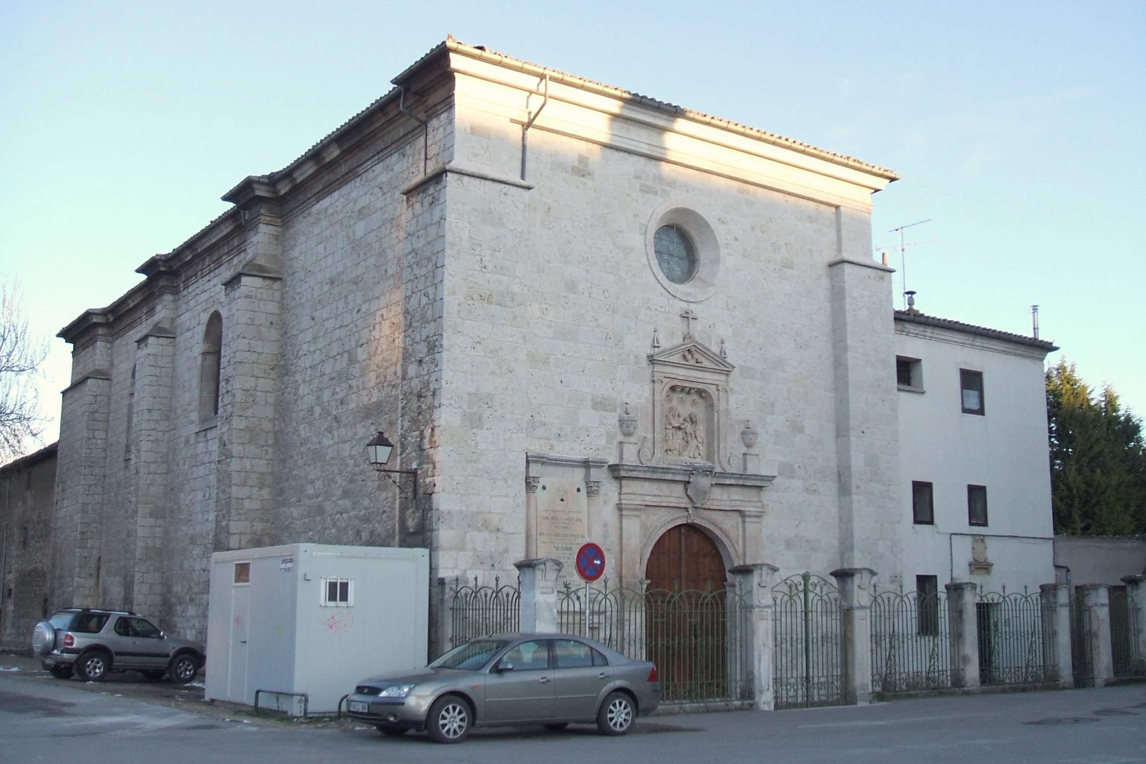 Resultado de imagen de Convento de San José y Santa Ana (Burgos)