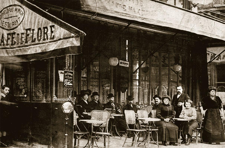 Oldest Cafe In La Villa Bagni Di Lucca