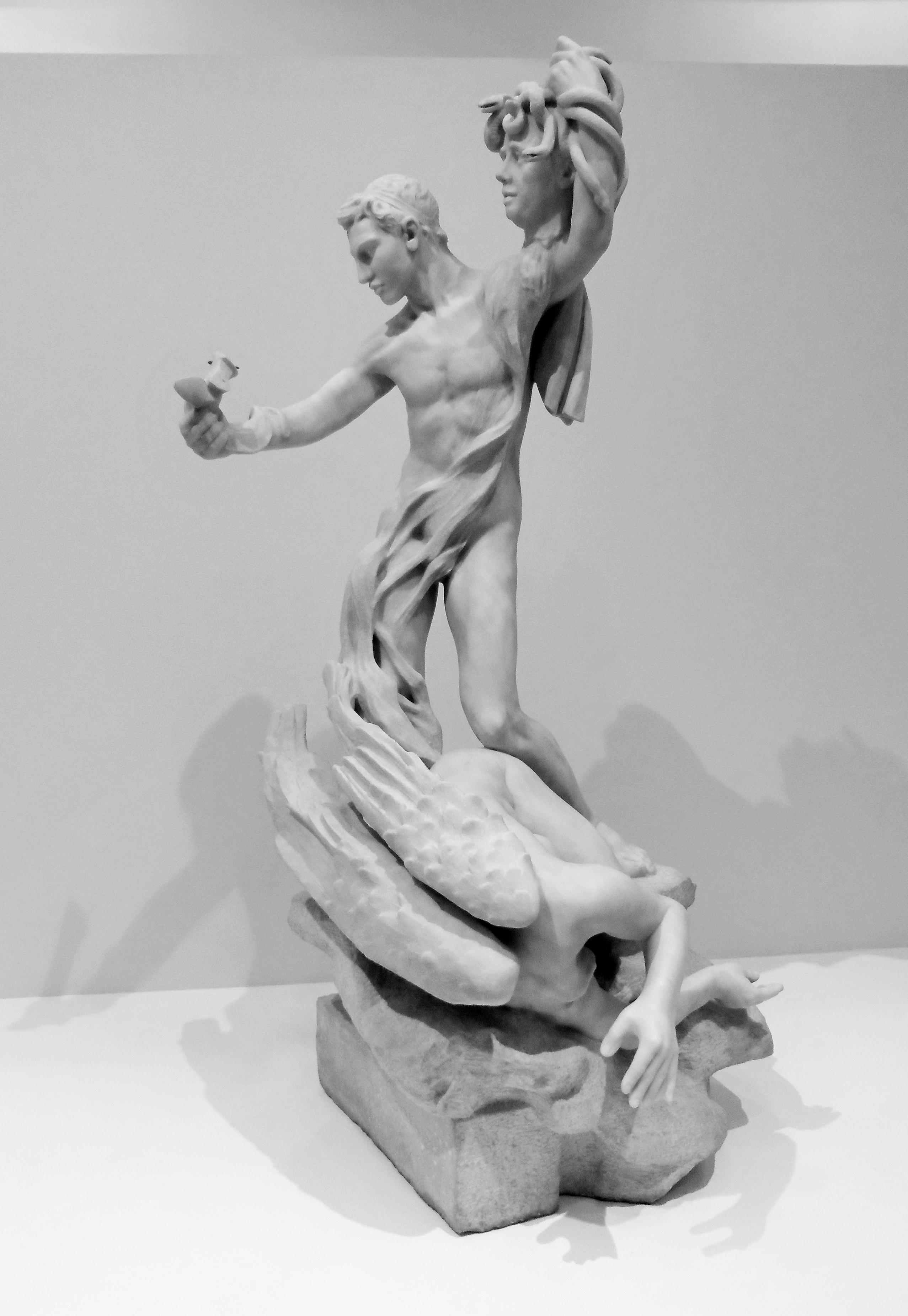 Resultado de imagen de camille claudel persee et la gorgone