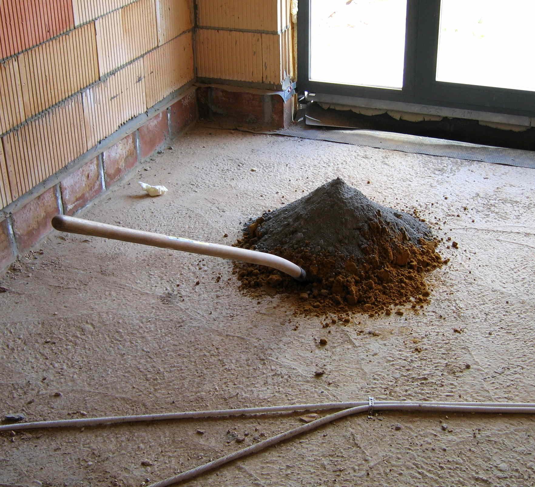 Depiction of Mortero de cemento
