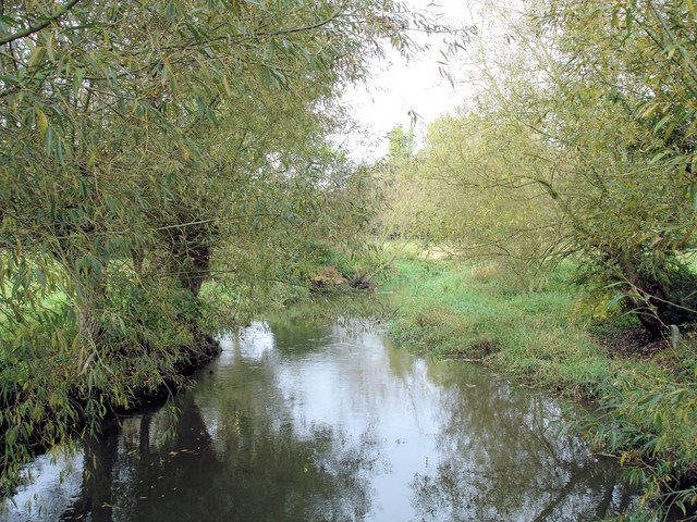 Chearsley, River Thame - geograph.org.uk - 585908