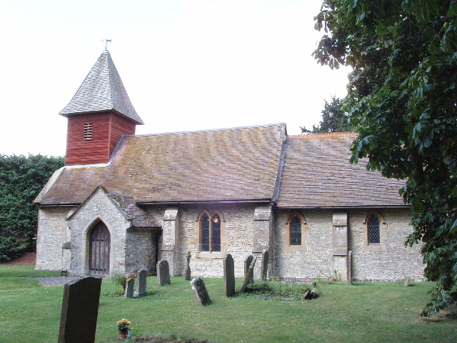 Church of St Michael and All Angels, Aston Sandford - geograph.org.uk - 43431