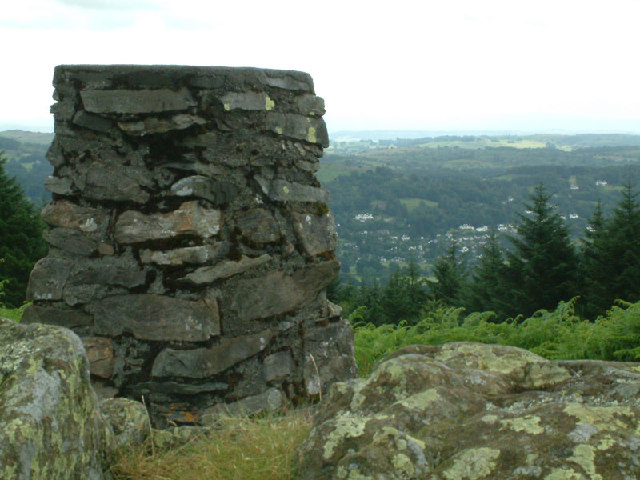 Claife Heights - geograph.org.uk - 7938