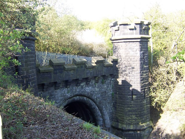 Clay Cross Tunnel - geograph.org.uk - 404556