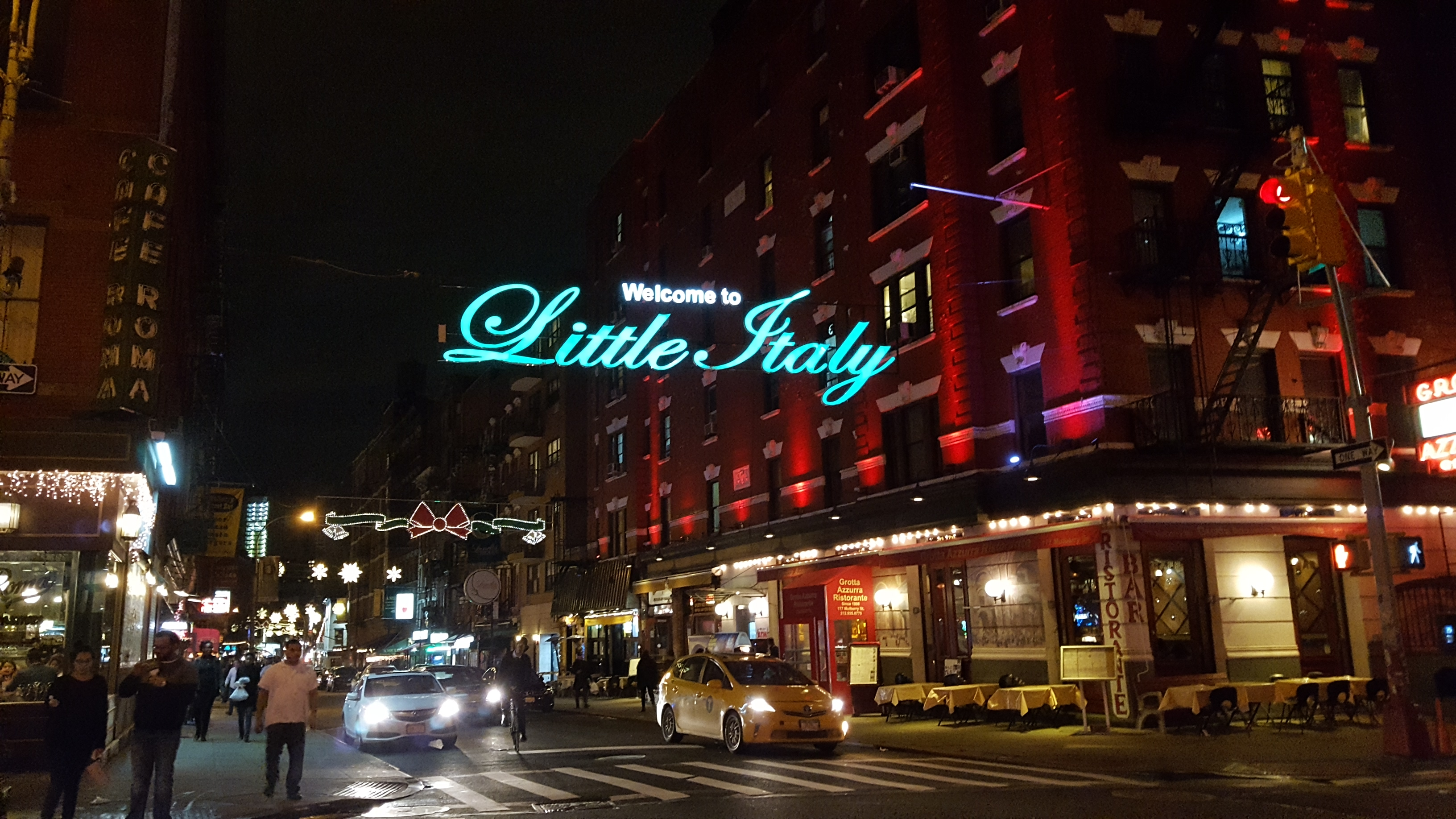 Little Italy Manhattan Wikipedia