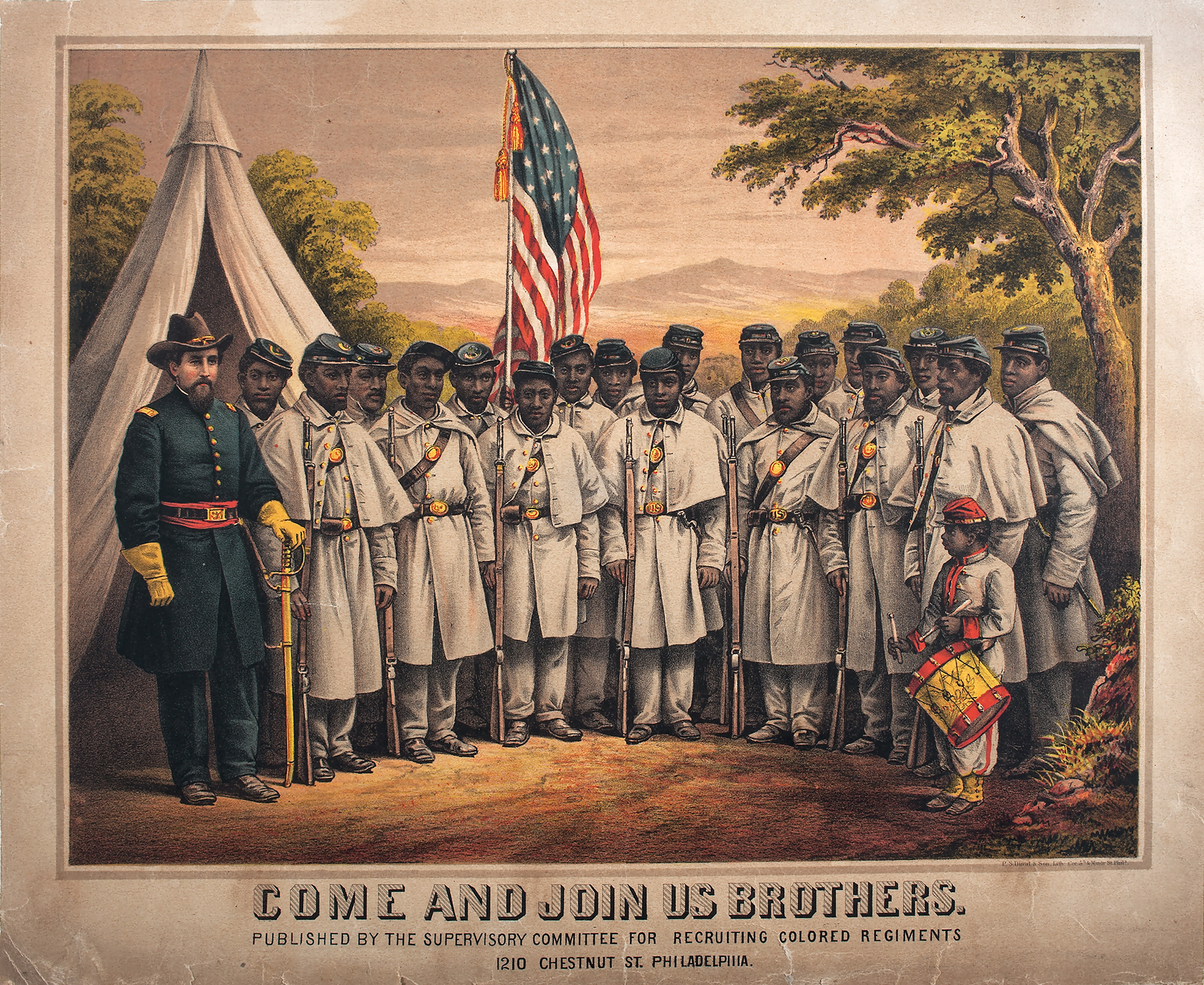 United States Colored Troops - Wikipedia