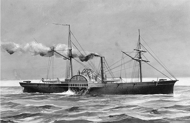 the battle of hampton roadss influence on the course of naval history The battle of hampton roads, which pitted the uss monitor against the css virginia on 9 march 1862, was the first battle between ironclad ships and marked a key turning point in the history of naval warfare.