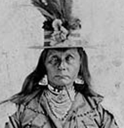Cutmouth John, a U.S. Army Indian scout, is believed to have inflicted the only fatality on the Yakama at Union Gap.