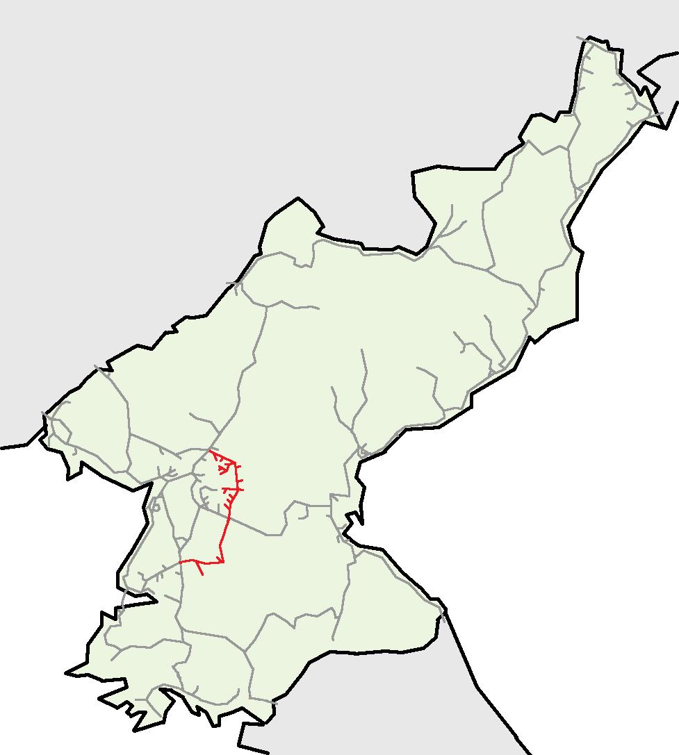 Pyongdok Line
