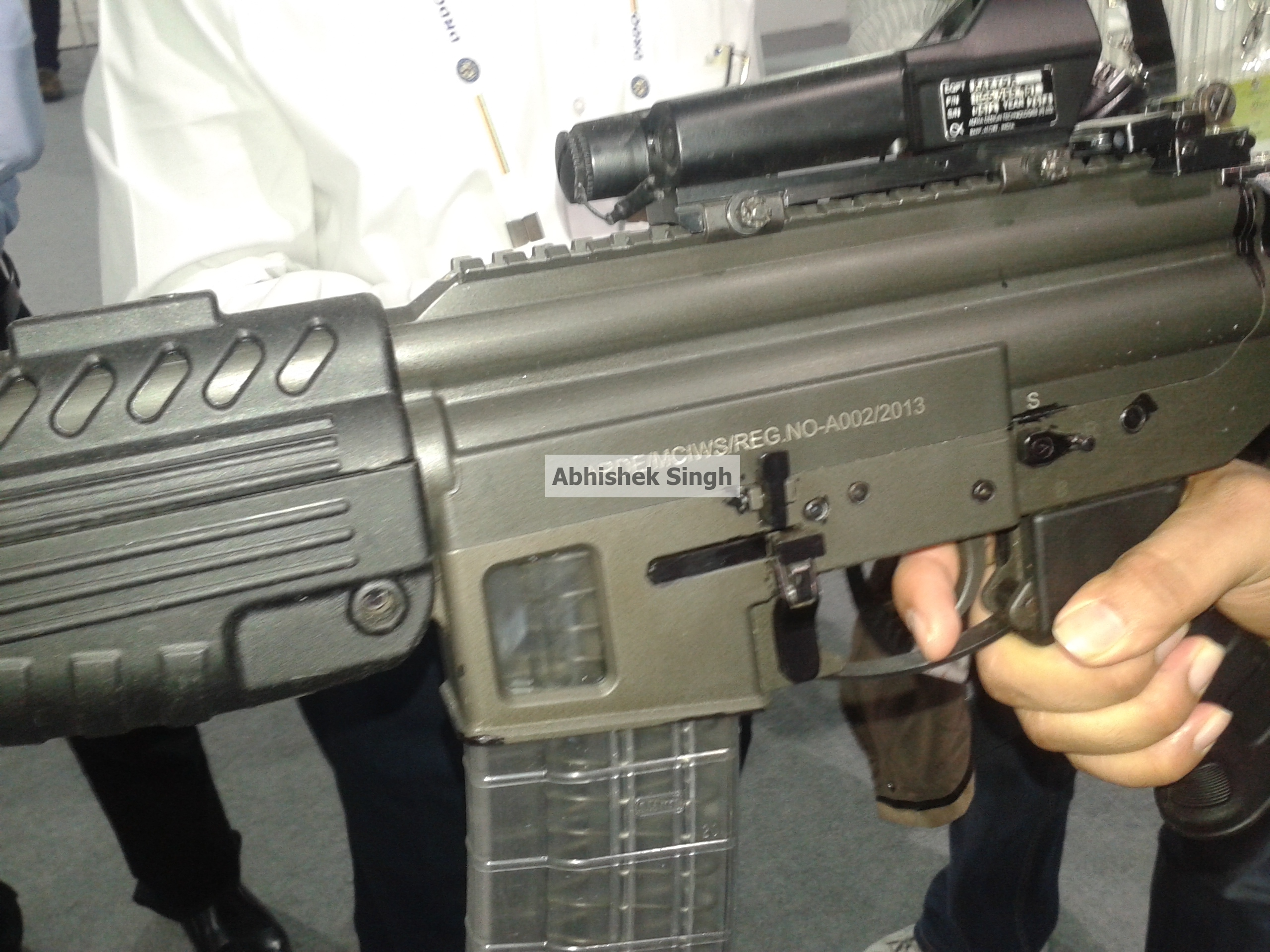 Drdo multical rifle unveiled page 7 -  Img