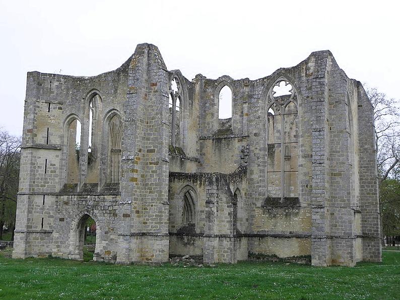 File dammarie l s lys 77 abbaye du lys wikimedia commons - Chateau de dammarie les lys ...