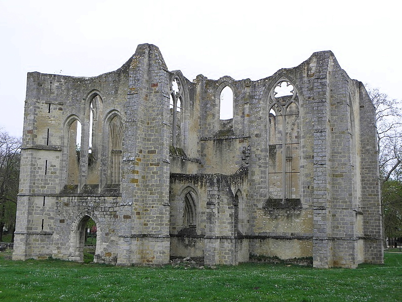 File dammarie l s lys 77 abbaye du lys wikimedia commons - Chateau dammarie les lys ...