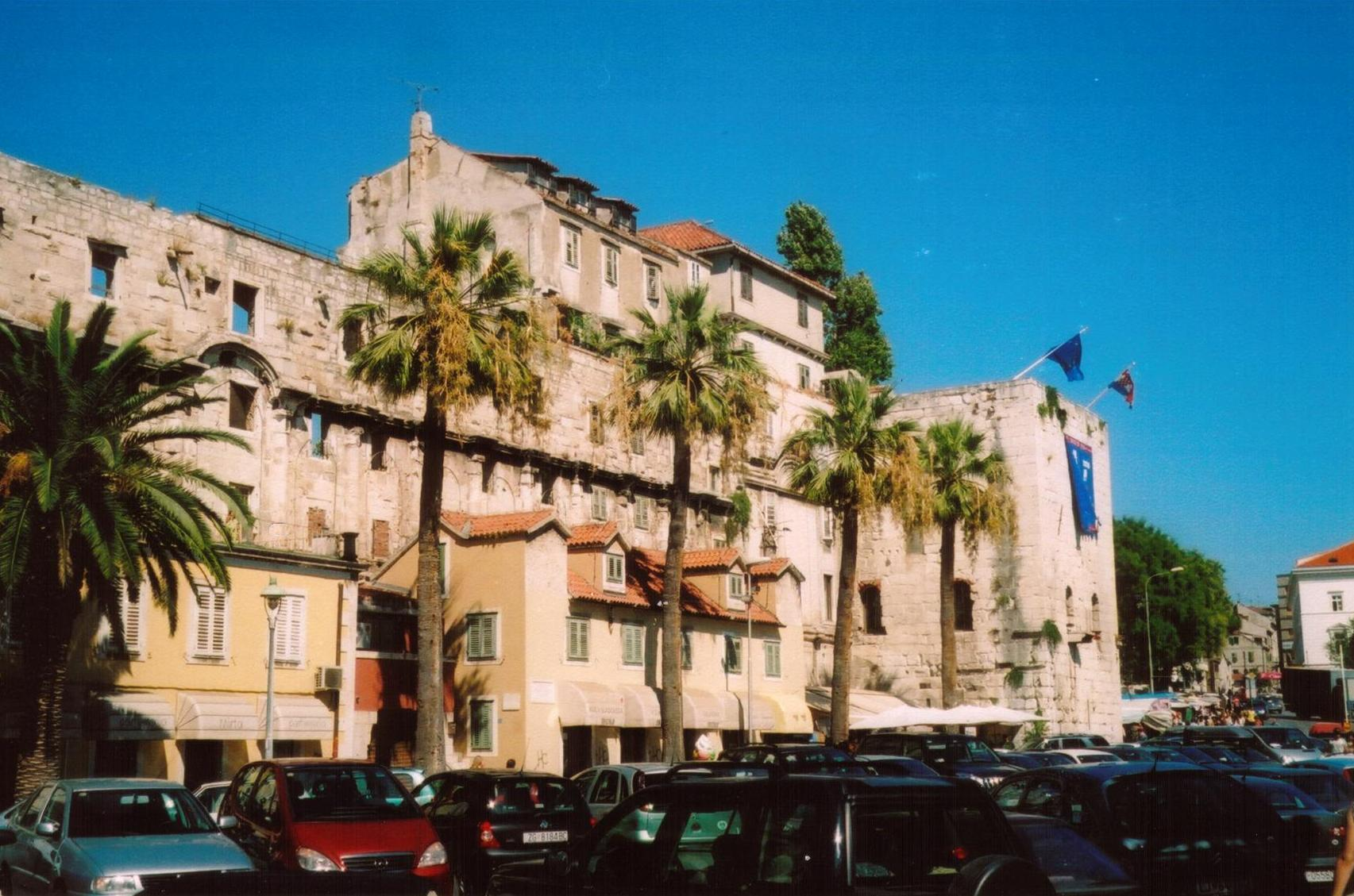 palace of diocletian - photo #34