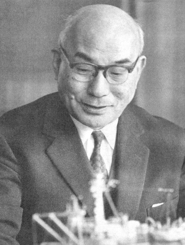 土光 敏夫(Toshio Doko)Wikipediaより