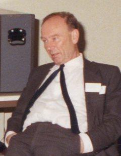 Donald Michie British artificial intelligence researcher