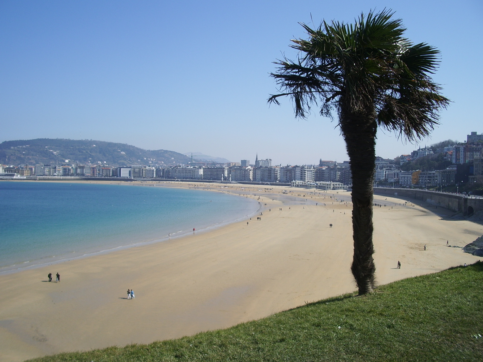 verão na Espanha