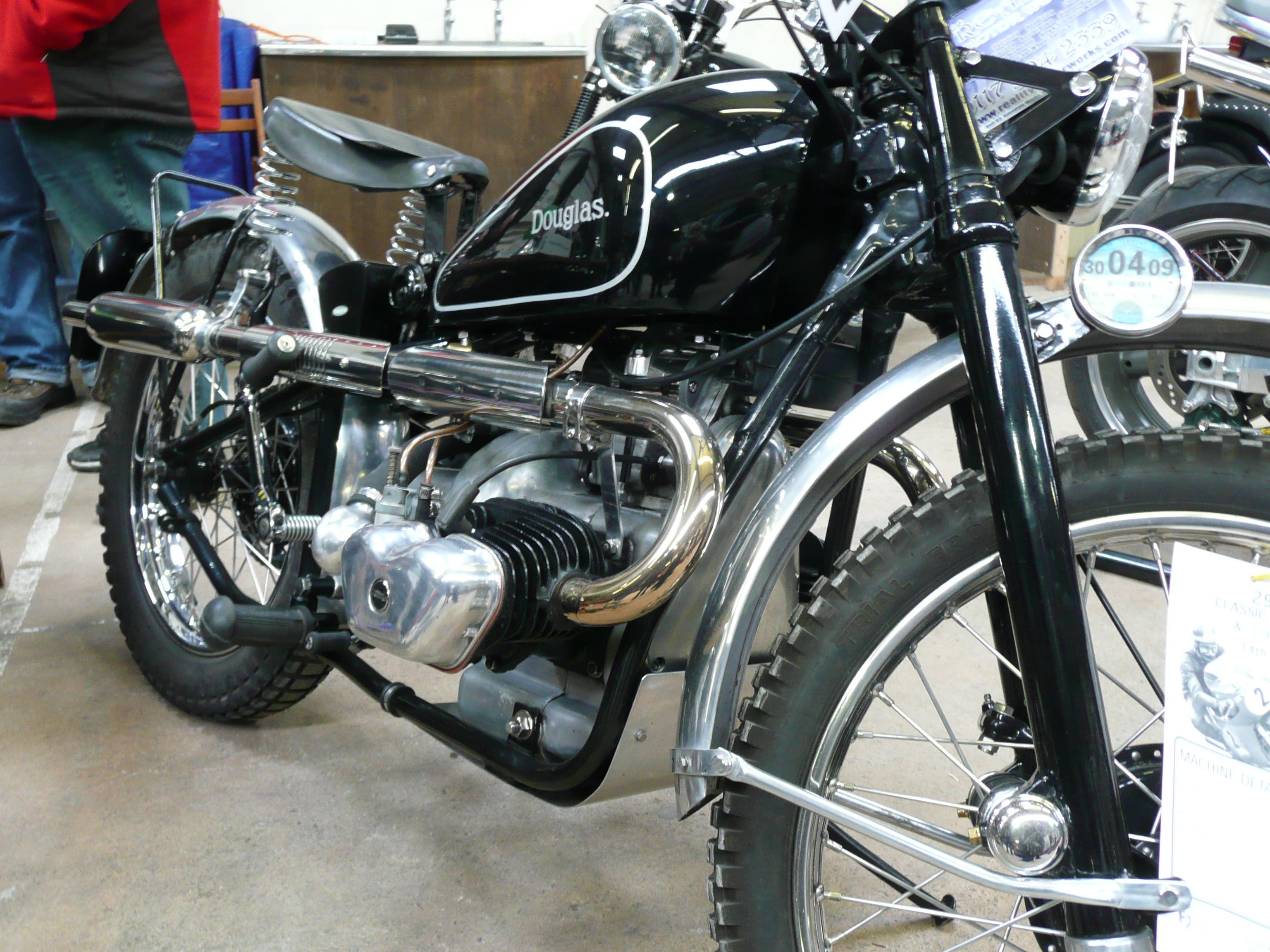 Flat Black Ducati