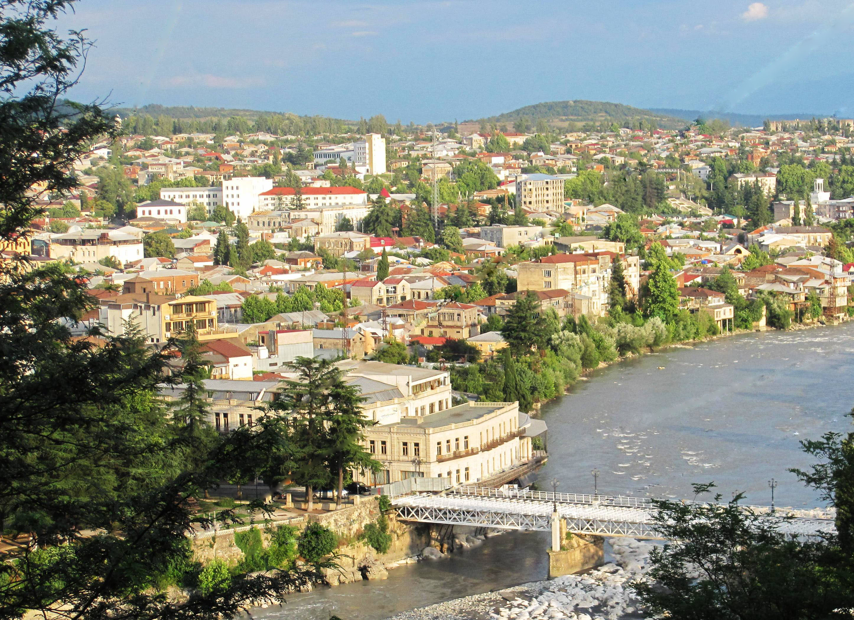 картинка фотография курорта Кутаиси в Грузии