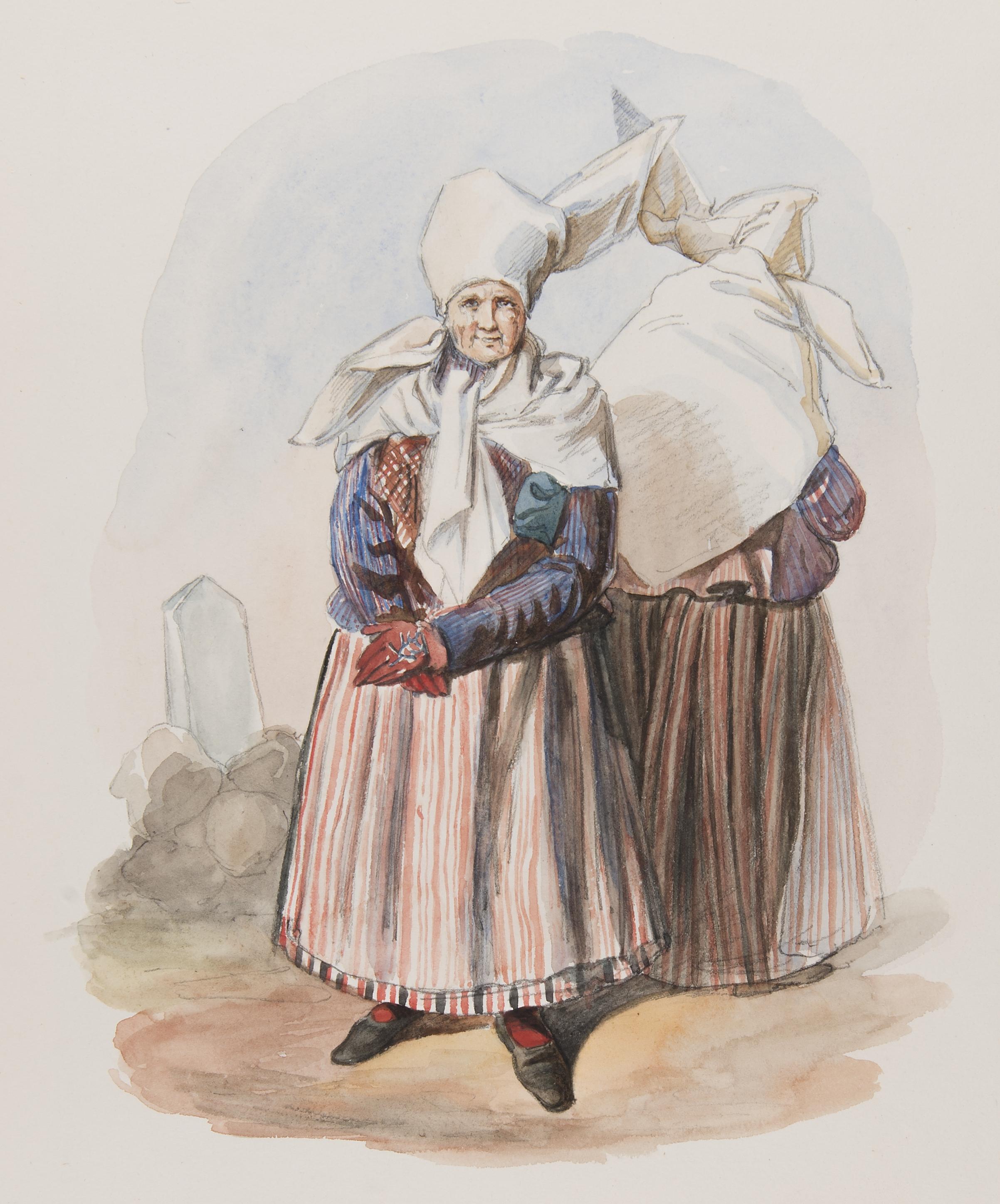 Fil:Drkt. Kvinna fram och bak. stergtland, Finspng
