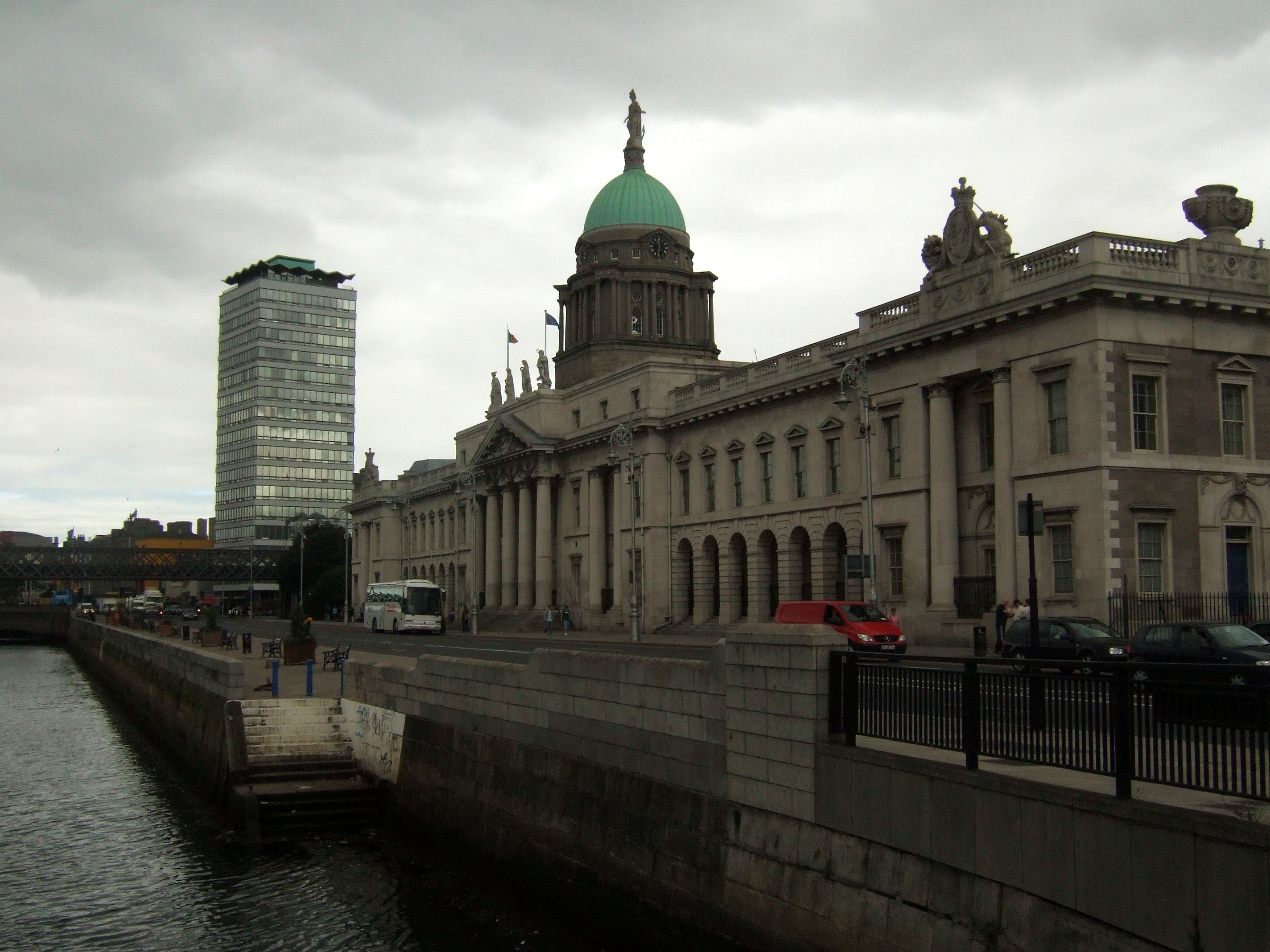 great exhibition building in dublin essay