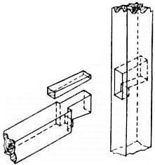 EB1911 Carpentry - Fig. 15 - Dovetailed Tenon Joint.jpg