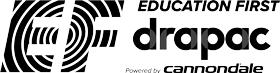EF Education First–Drapac pb Cannondale logo.png