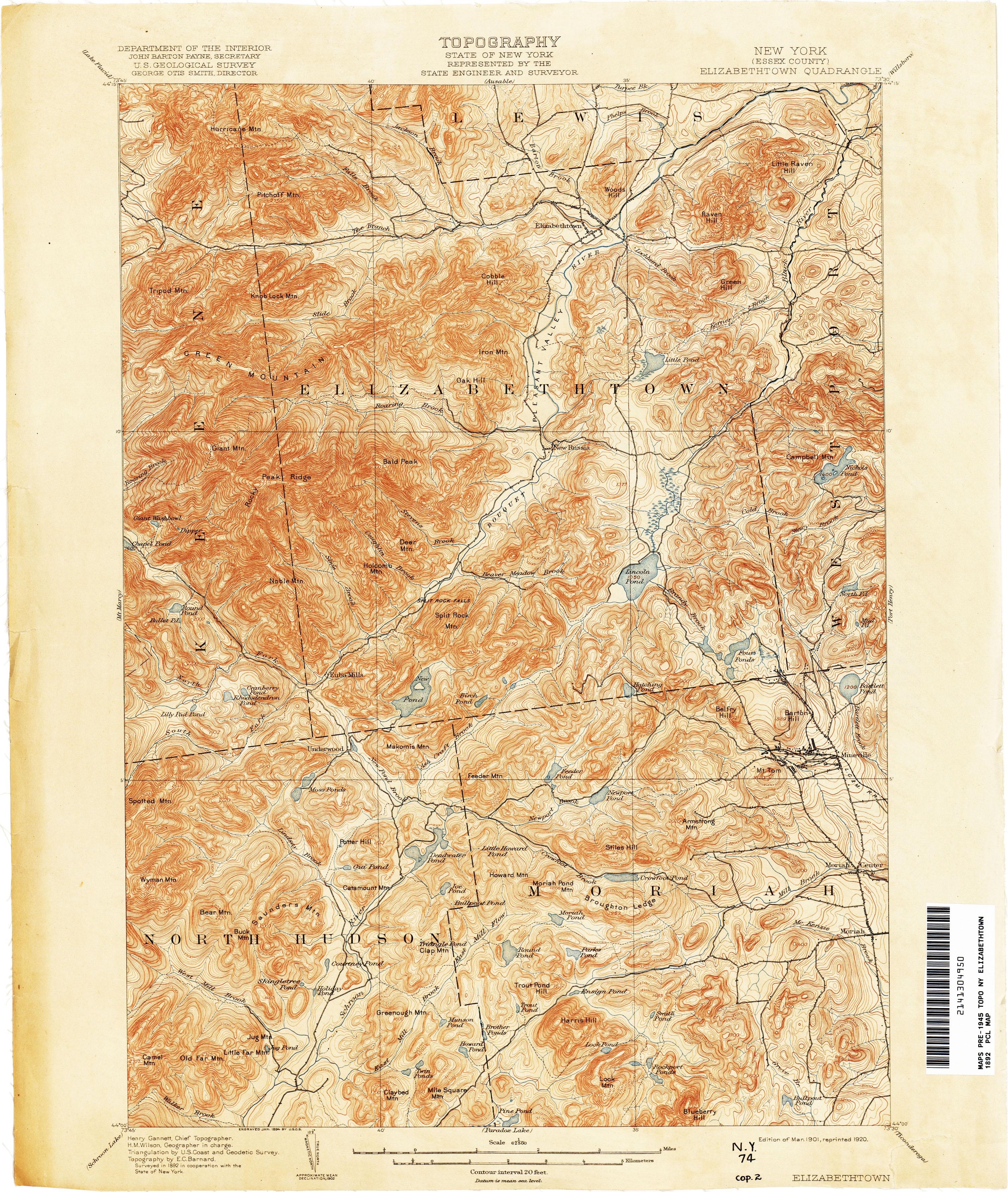FileElizabethtown New York USGS topo map 1892jpg Wikimedia Commons