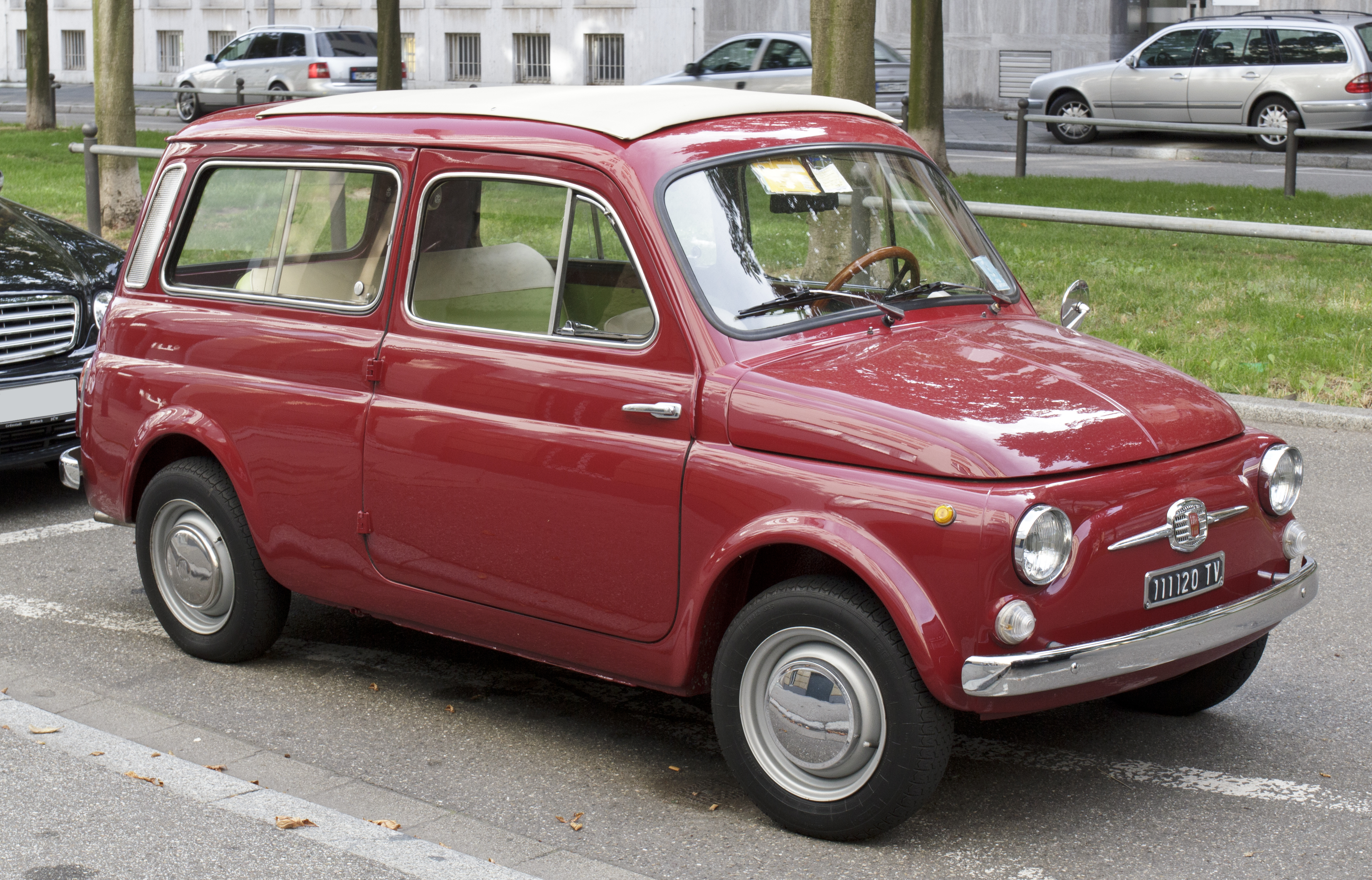 1960 fiat 500 giardiniera related infomation specifications weili automotive network. Black Bedroom Furniture Sets. Home Design Ideas
