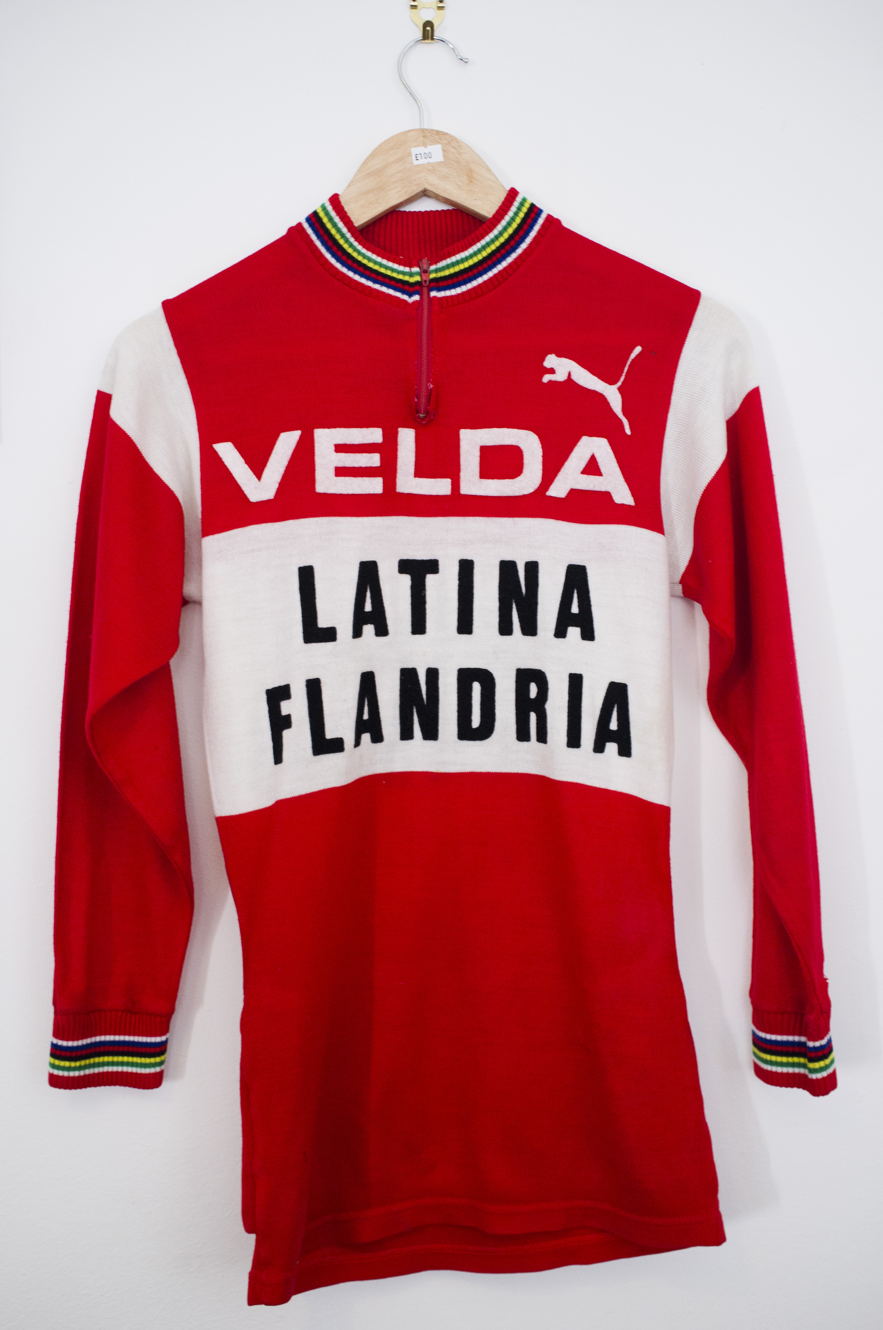 jersey latina