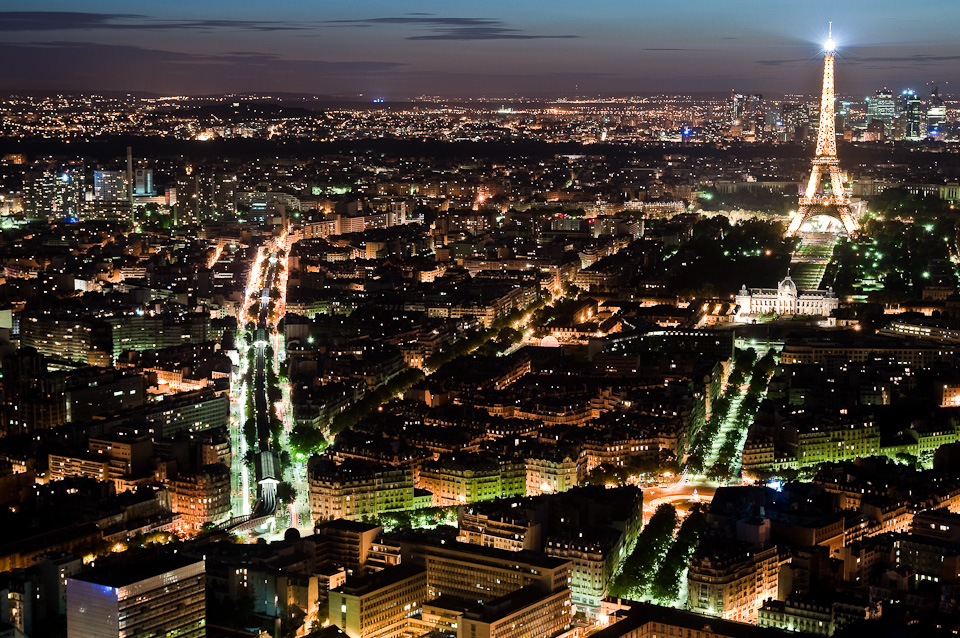 File:Flickr - Whiternoise - Paris from Tour Montparnasse ...