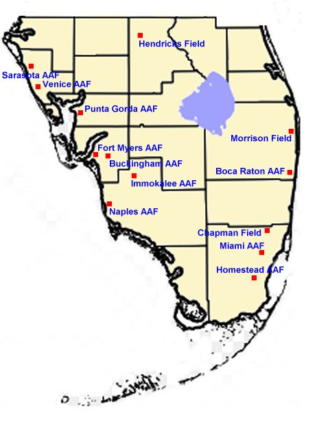 Map Of South Florida.File Florida Aaf Map South Jpg Wikimedia Commons