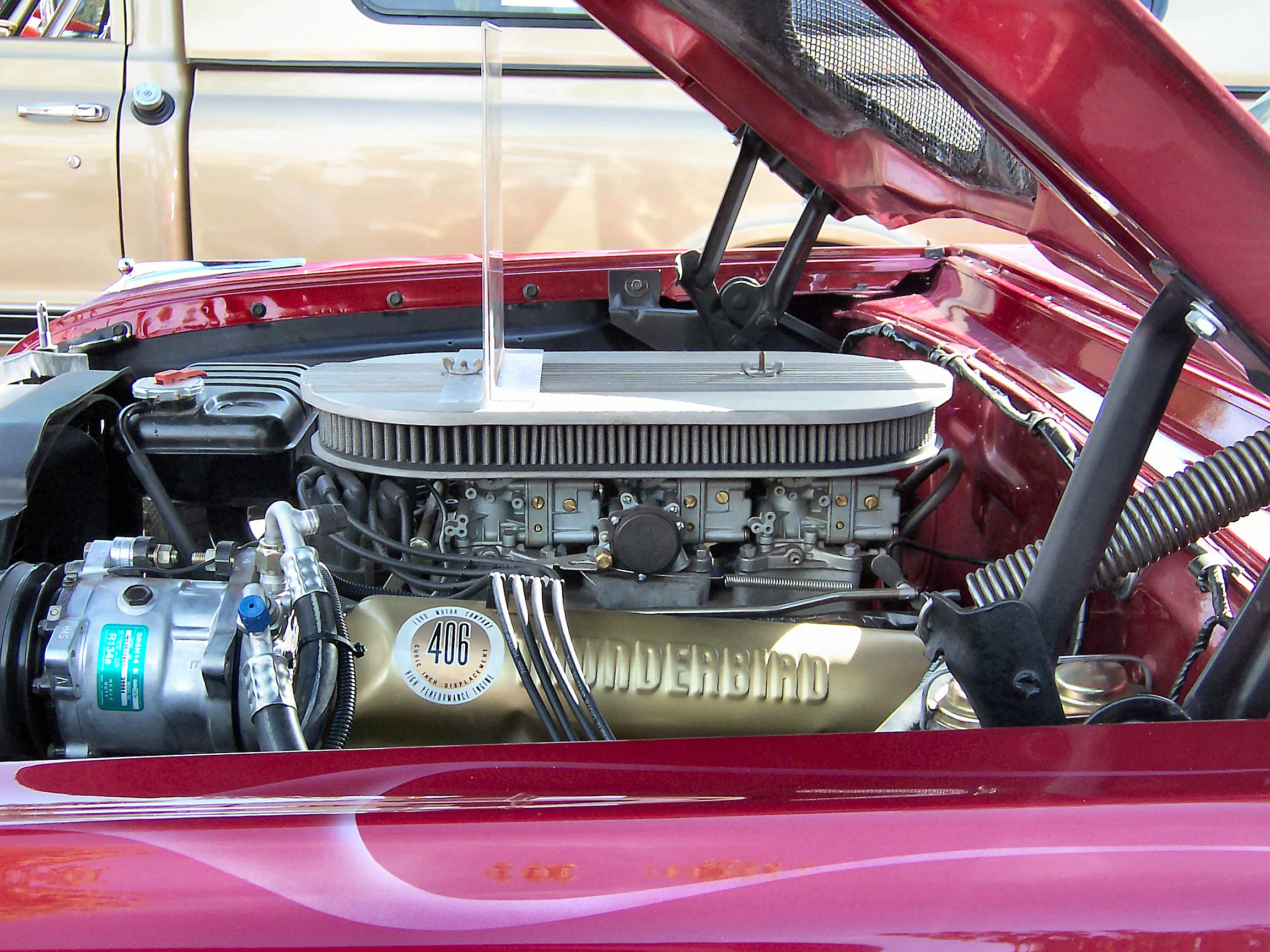 Ford FE engine