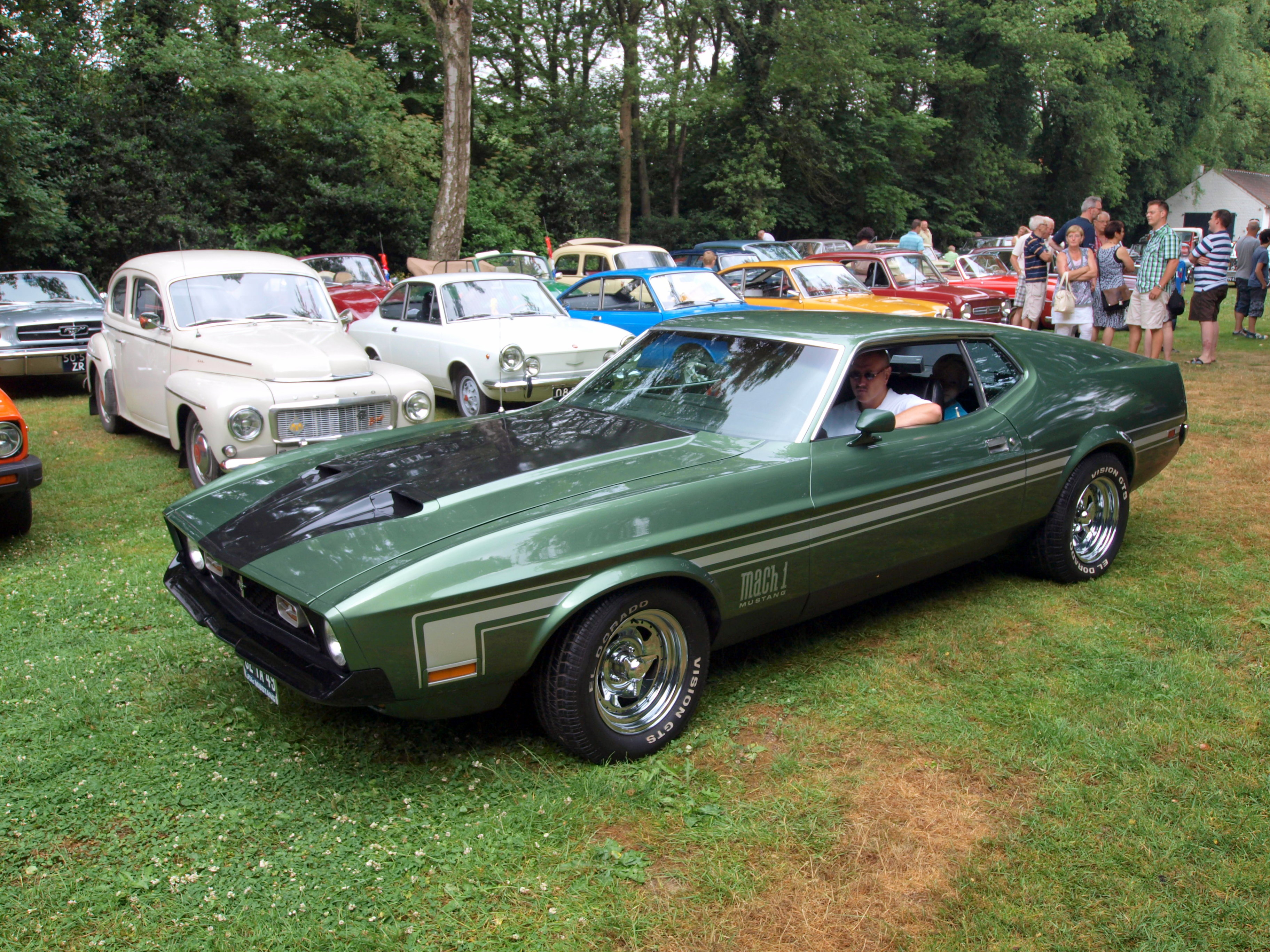 FileFord Mustang Mach 1 1973 pic2JPG  Wikimedia Commons