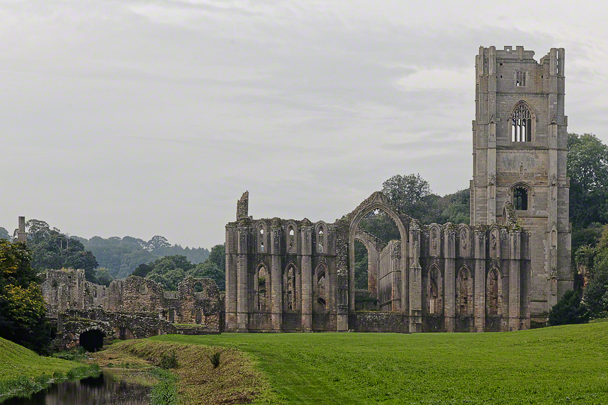Image result for fountains abbey ripon
