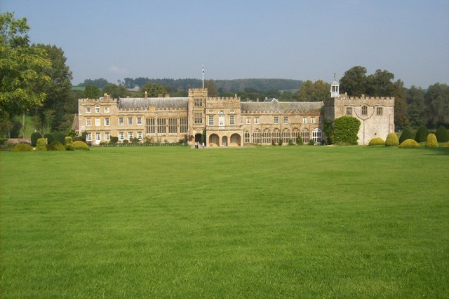 Front of Forde Abbey - geograph.org.uk - 970875