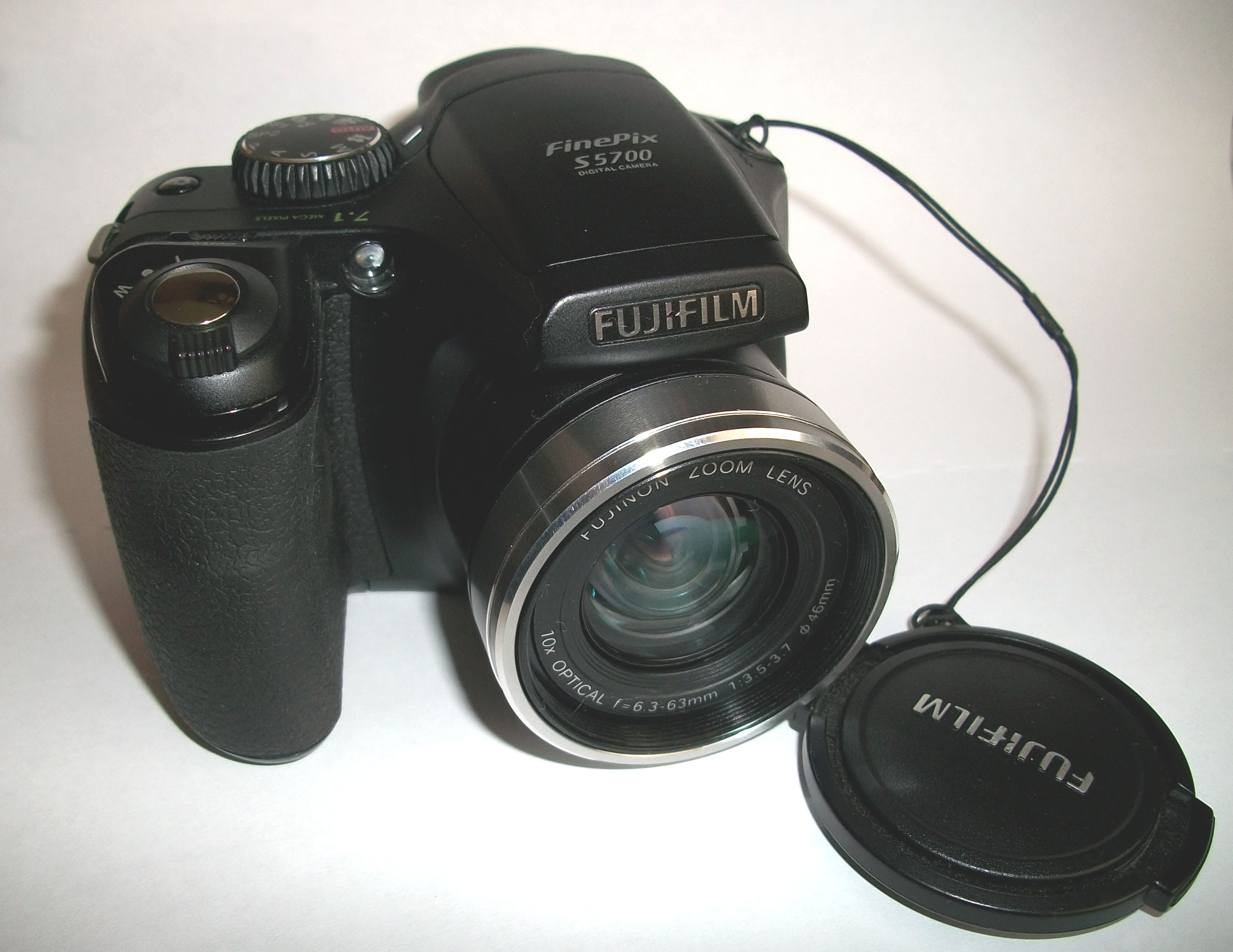 Fujifilm FinePix S5700 Windows