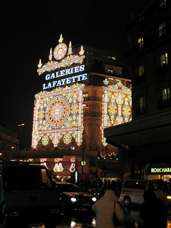 Galeries Lafayette Wikipedia