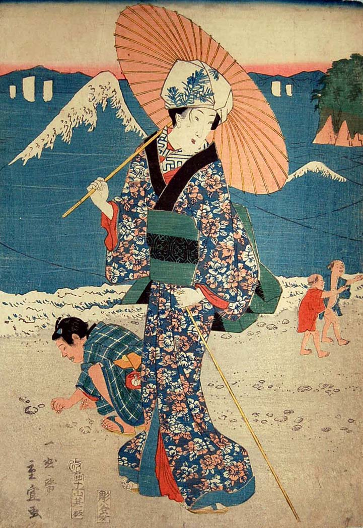 japanese print art - 721×1050