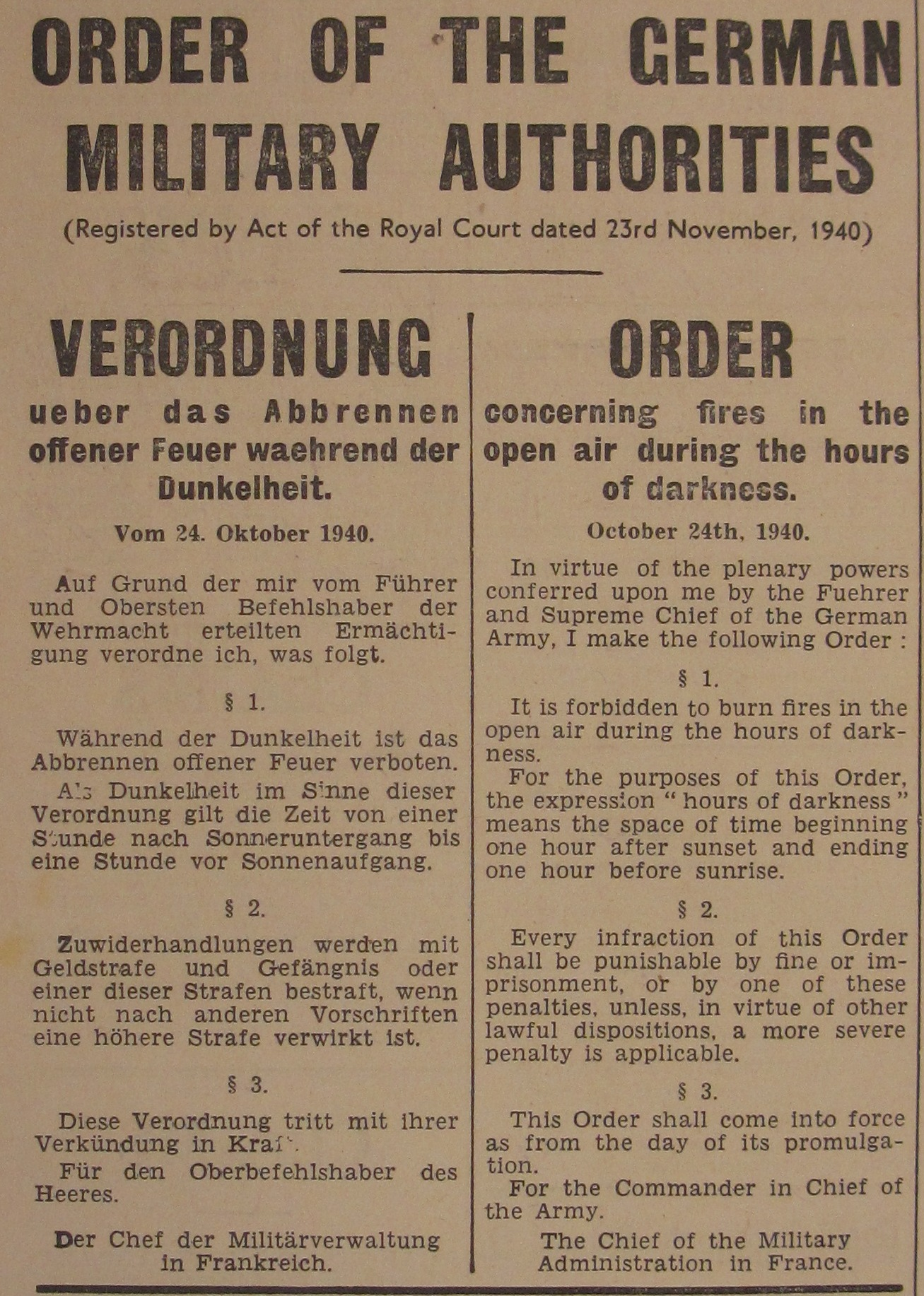 File:German order fires Jersey 1940 jpg - Wikimedia Commons