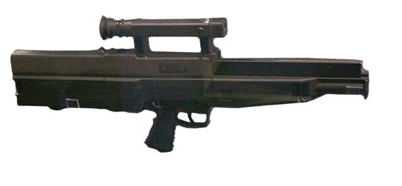 historia y desarrolo del fusil