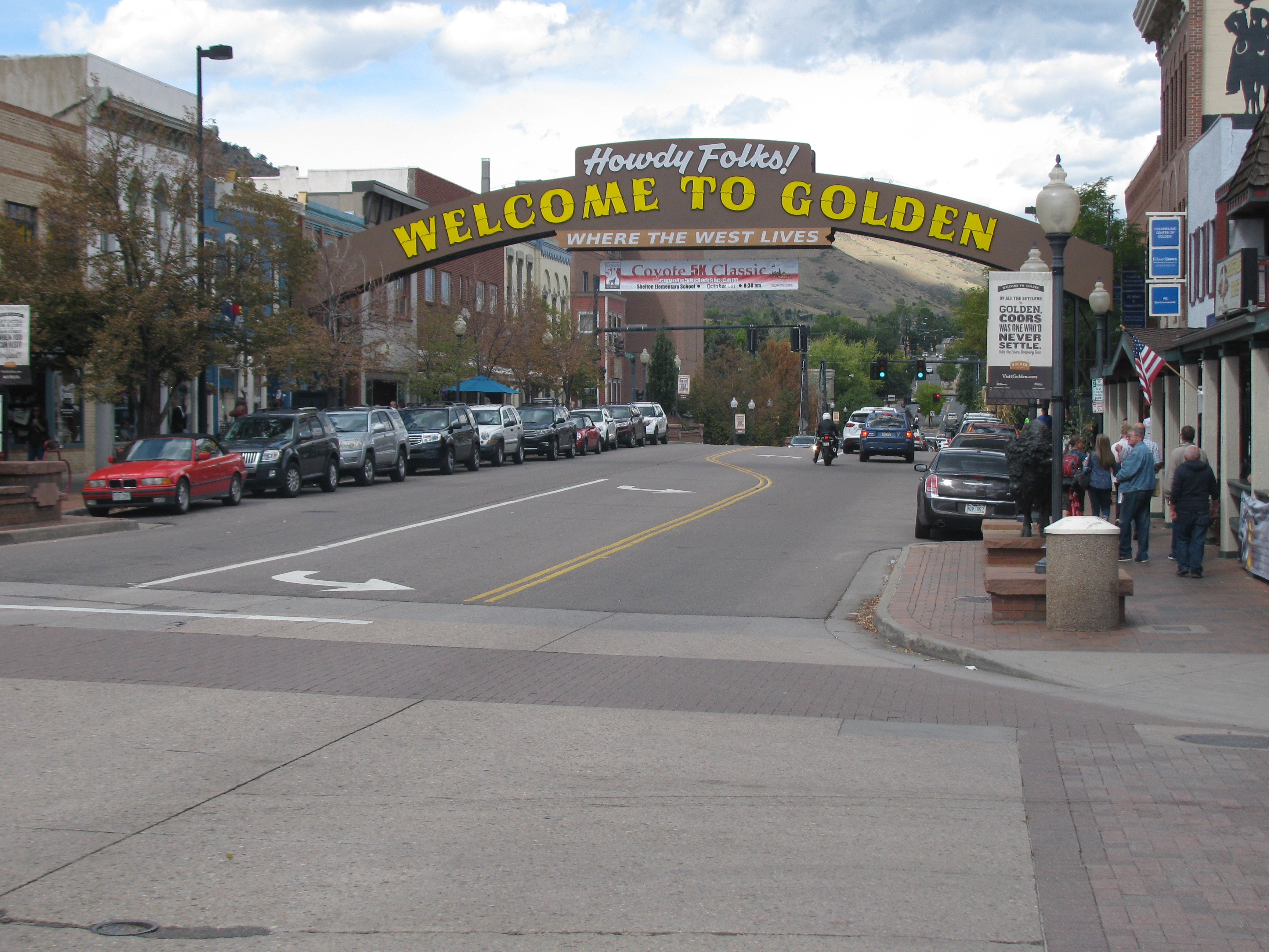 Golden Colorado Wikipedia