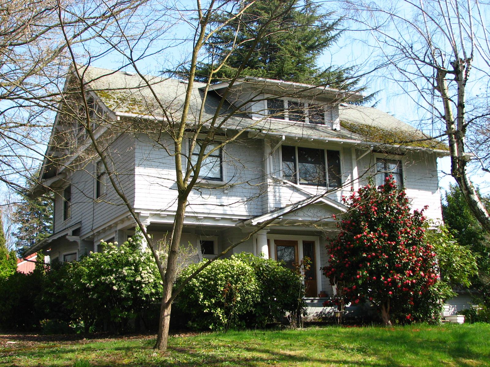 Elizabeth B. Gowanlock House