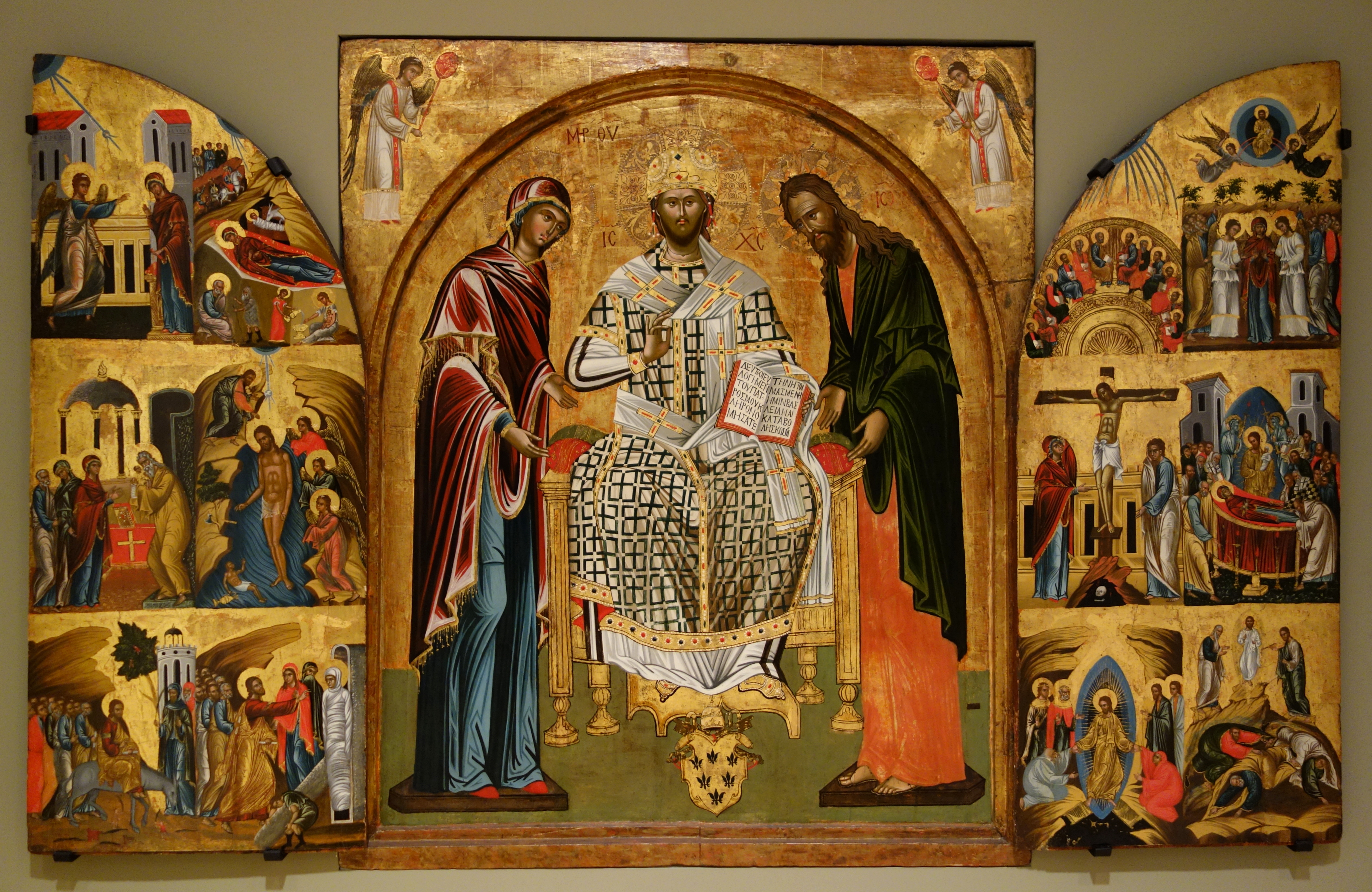 Russian Art Painting J Allon